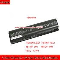 Genuine 10.8V 47Wh 484171 001 485041 001 Battery for HP Compaq Presario CQ61 DV4 Dv4i DV5 CQ60 CQ40 CQ45 462890 541 HSTNN CB72