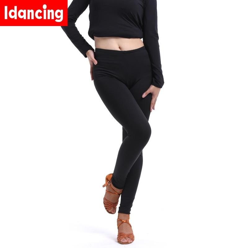 Ballroom Dress Latin Dress 2018 Time-limited Modal Women Tango Dance For New Training Pants