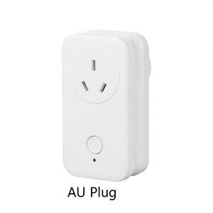 Image 4 - ZigBee 3.0 Chuyển Đổi Không Dây Ổ Cắm SamrtThings ỨNG DỤNG Điều Khiển từ xa EU AU MỸ ANH Ổ Cắm cho Philips Huế Amazon Echo Plus alexa