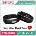 Bandas intercambiables Veryfit Pulsera Inteligente Inalámbrica Del Ritmo Cardíaco de Calorías Podómetro Pulsera