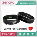 Interchangeable Bands Veryfit Smart Bracelet Calorie Pedometer Wireless Heart Rate Wristband