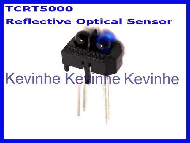 wholesale 100pcs lot tcrt5000l tcrt5000 reflective infrared optical