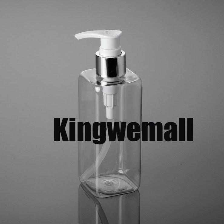 300 шт./лот, 250 мл ПЭТ жидкости бутылку крем-шампунь stk34