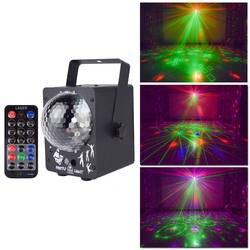 YSH Disco Лазерное освещение rgb проектор Вечерние огни DJ эффект освещения для продажи светодиодный для дома Свадебные украшения