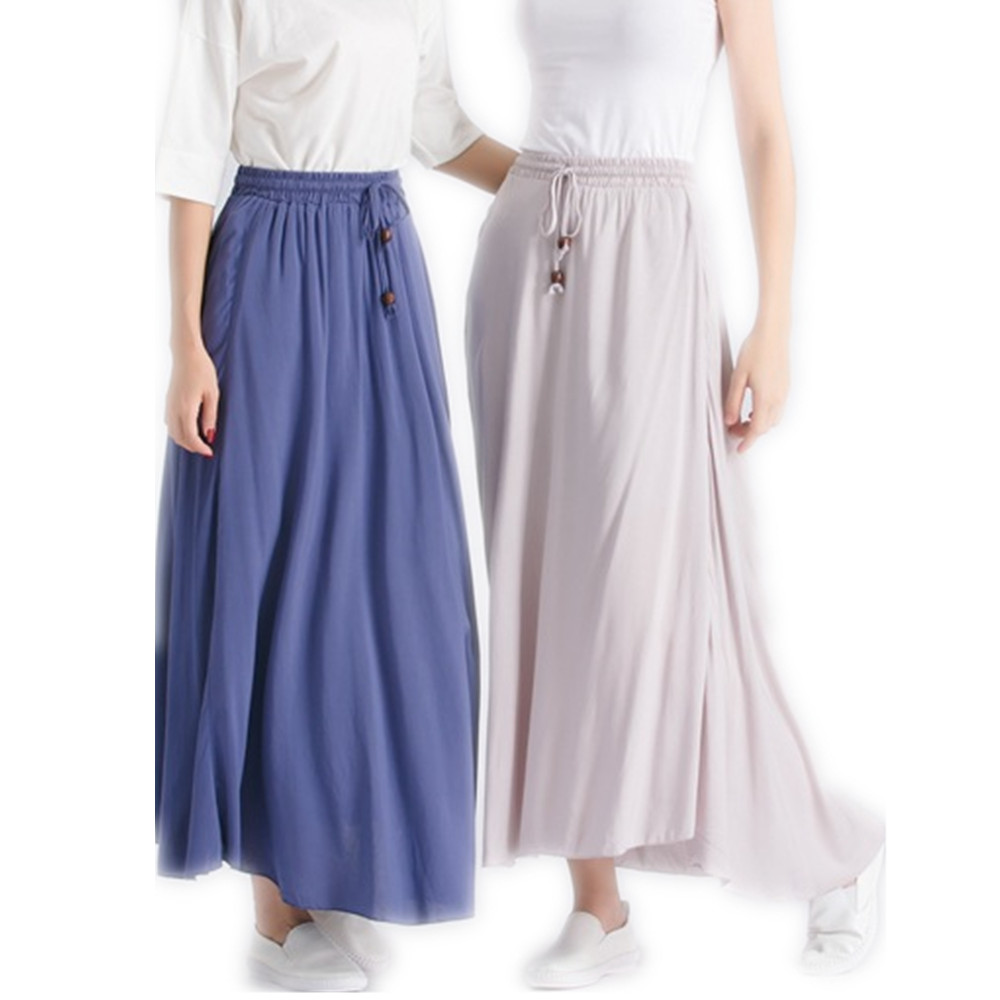 Compare Prices on Long Green Pleated Skirt- Online Shopping/Buy ...