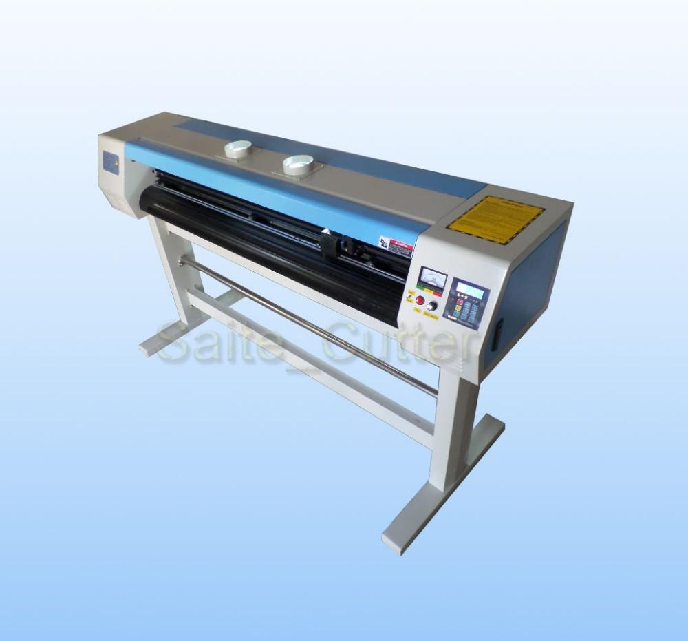 CO2 grabado láser Cúter plotter máquina plantilla vinilo grabador ...