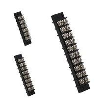 Marine Boot 30 Amp DC12V Terminal Block Bus Bar 10 Schaltung Korrosion Beständig Marine Hardware Boot Zubehör