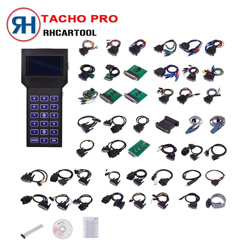 Prix pour Vente chaude Tacho Pro 2008 Juillet PLUS Universal Dash Programmer UNLOCK Tacho Pro Universal Kilométrage Programmeur Tacho pro 07/2008