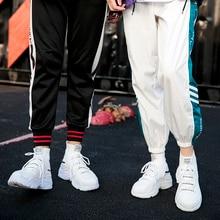 Shark Sneakers Women Men High Top Breathable Winter Warm Flats Platform Women Shoes With Fur Unisex Footwear Casual Shoes Women