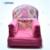 De alta qualidade e encantador porco cor de rosa bebê brinquedos asa inflável sofá cadeira sofá inflável das crianças pode remover o preservativo