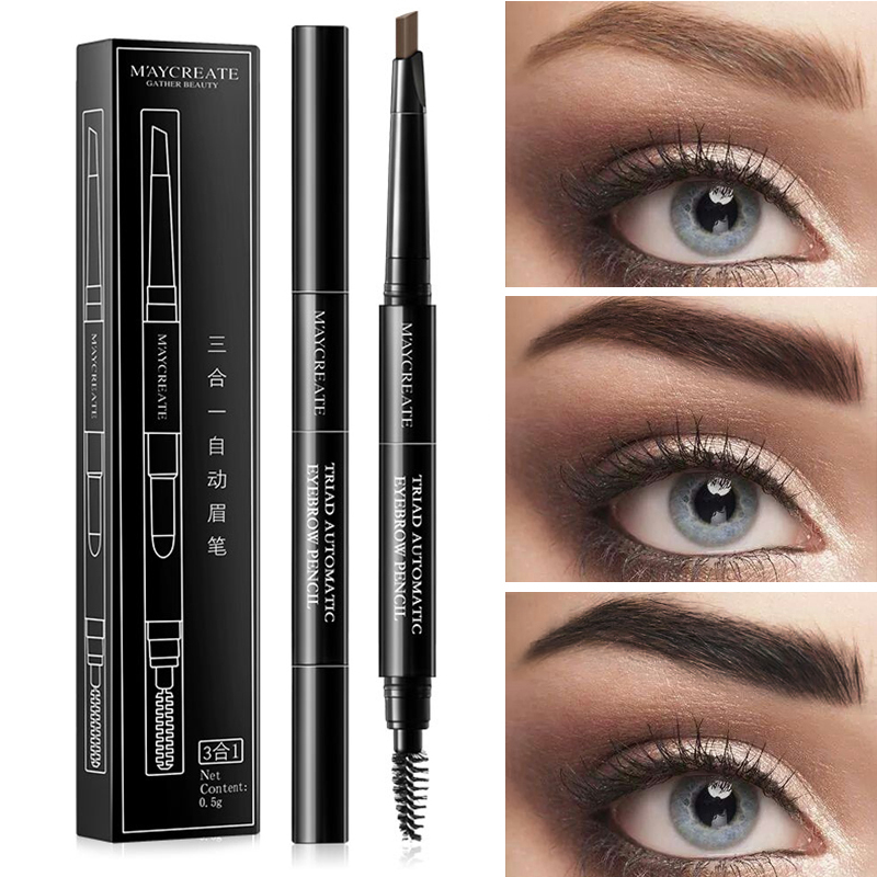 Trend Mark Novo Brand Eyebrow Shape Eyebrow Powder Natural Eyes Makeup Non Dizzy Waterproof Long Lasting Eyebrow Powder Seal Shadow Cosmet Back To Search Resultsbeauty & Health