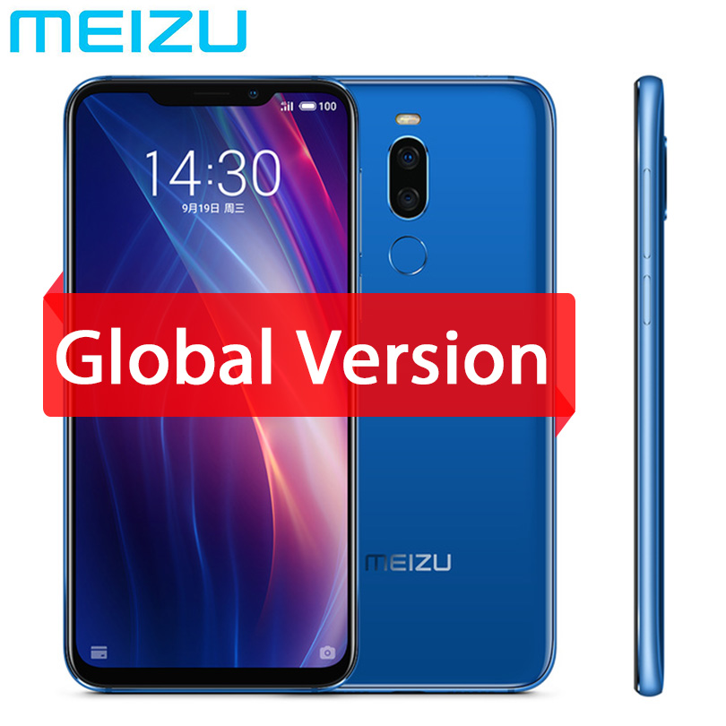 Original Meizu X8 4G 64G 4G LTE Cell Phone Snapdragon 710 Octa Core 6 2 2220