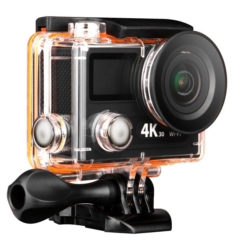 GEEKAM Extreme Action Sports Cámara 4 K 1080 P WIFI Inteligente Impermeable DV V