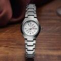 Wlisth luminoso fecha reloj de las mujeres 2017 señoras reloj relojes mujer marca de lujo de reloj de cuarzo relogio feminino montre femme