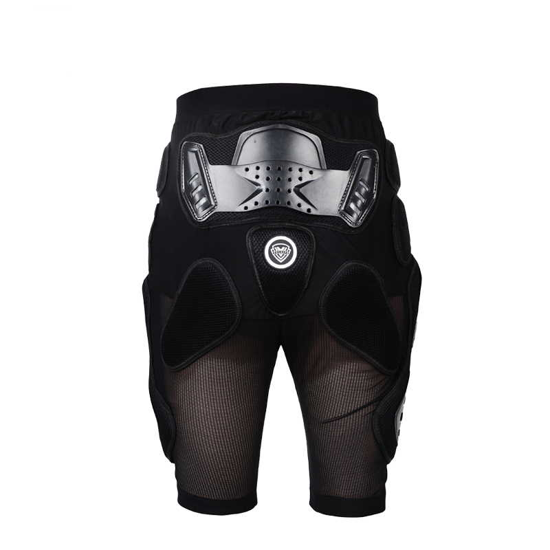 New Professional Adults Motorcycle Cycling Protective Armour Pants Armor Hips Pad Guard for Motorcross Racing and Ski Snowboard
