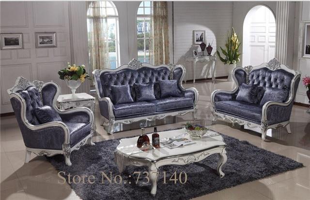 Antico divano in pelle stile barocco mobili soggiorno mobili barocco ...