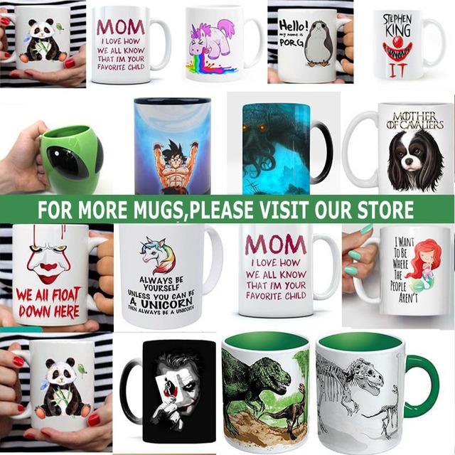 Coffee First Then No Prob Llama Funny Coffee Mug
