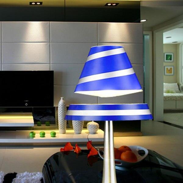 New Originality Light Magnetic Levitation Floating Lamp Gopro Gift Home  Decoration Gifts Desktop Decor Wedding Favors