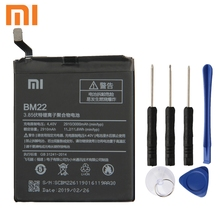 Xiao Mi Xiaomi BM22 Phone Battery For mi 5 Mi5 M5 Prime 2910mAh Original Replacement + Tool