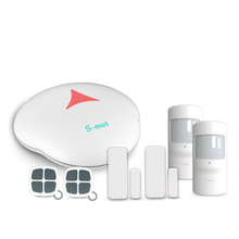 433mhz Wifi/PSTN  home  security  alarm system  support  smart  function  self -checking  door /windows  status Russian menu