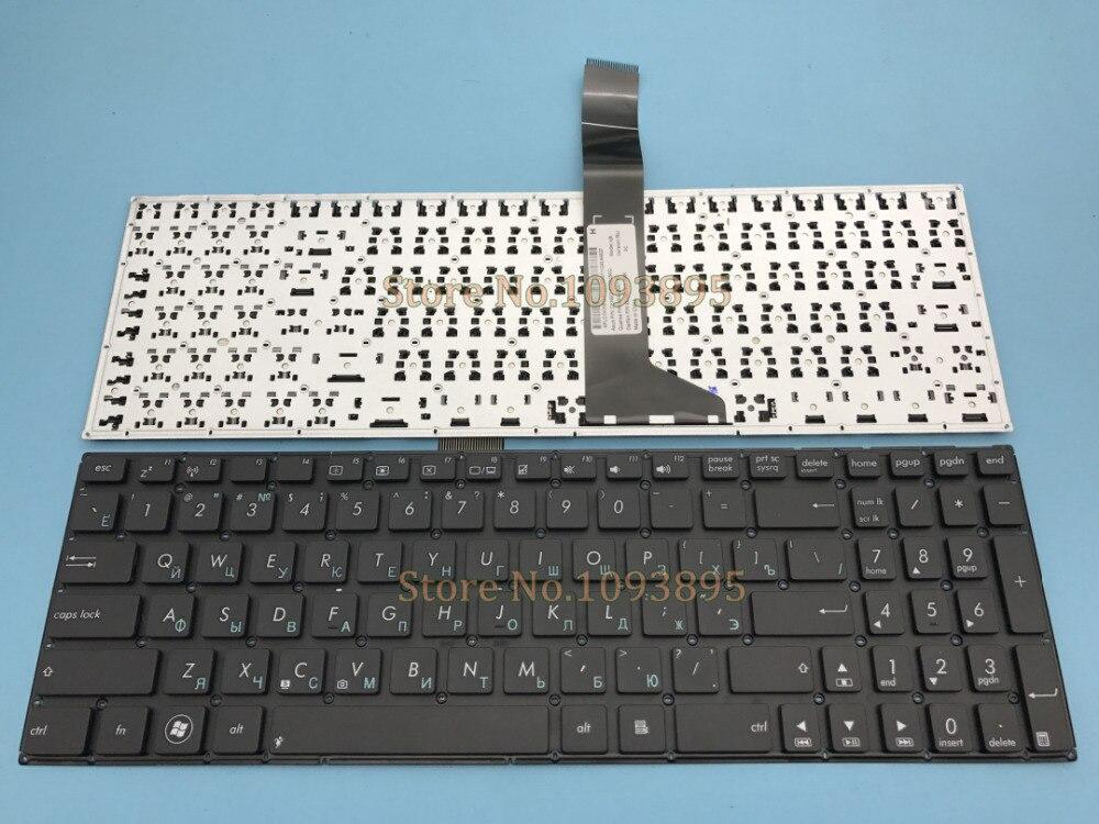 Новый русский клавиатура для ASUS X550J X550JD X550JF X550JK X550JX X550L X550LA X550LAV ноутбук русской клавиатуры Черный