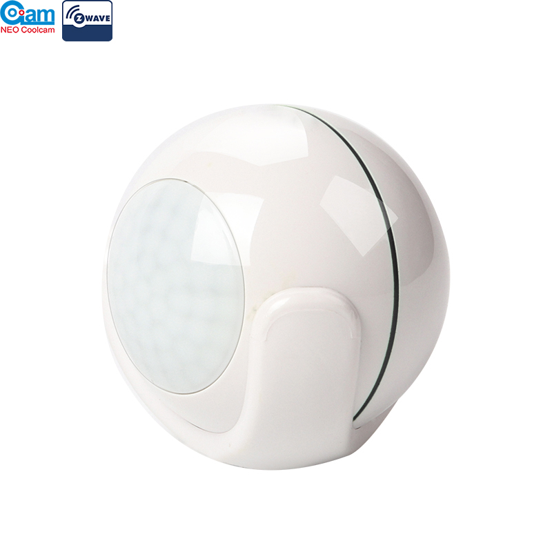 NEO COOLCAM Z-wave PIR Motion Sensor Detector+Temperature Sensor Home Automation Alarm System Motion Alarm