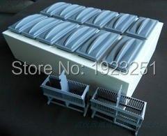 Original four line YR1035 high precision lithium battery internal resistance meter tester Quality detector 18650 dry