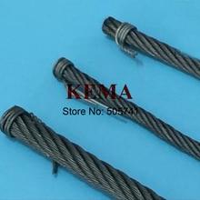 elevator steel rope 3mm 4mm 6mm 8mm 10mm 11mm 12mm 13mm 16mm
