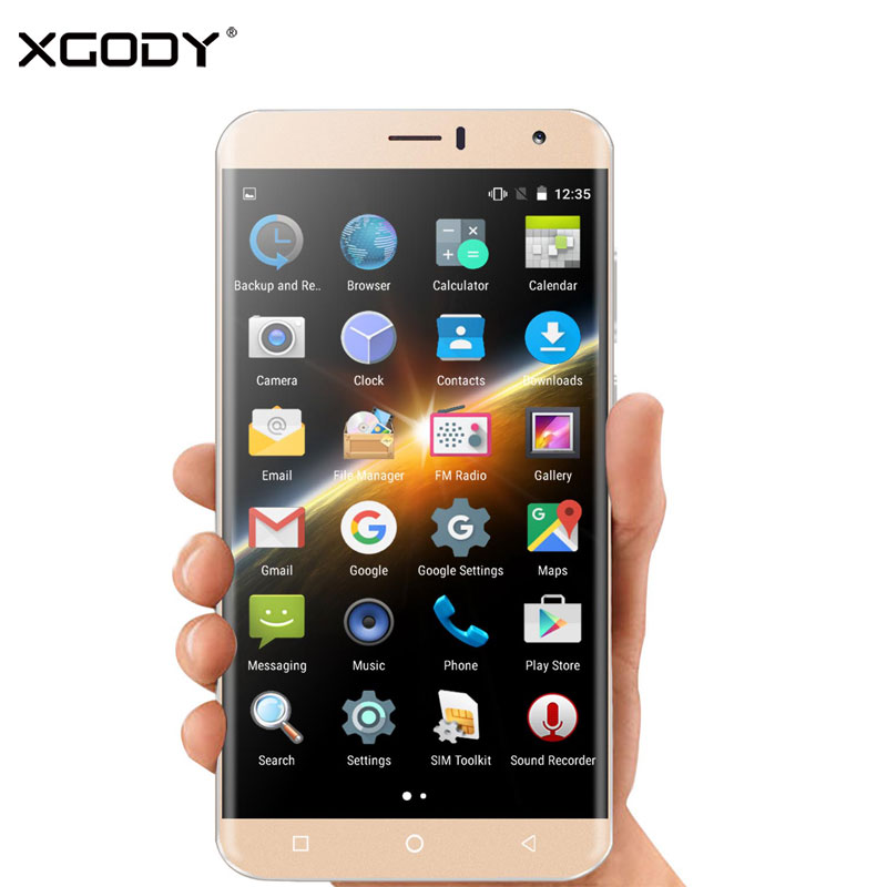 xgody y15 pro 6 0 inch smartphone quad core 1gb ram 8gb rom touchccreen gsm android 5 1 telefone. Black Bedroom Furniture Sets. Home Design Ideas