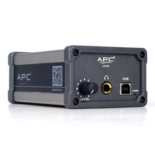 APC UA-20 Professional computer mobile phone playback recording sound card external free drive with noise isolation
