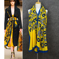 2016 Мода Новый Стиль Высокого качества Мягкий Тонкий Хлопок Шарф Цветочный Шарф платок Для Женщин Cachecol женщина для