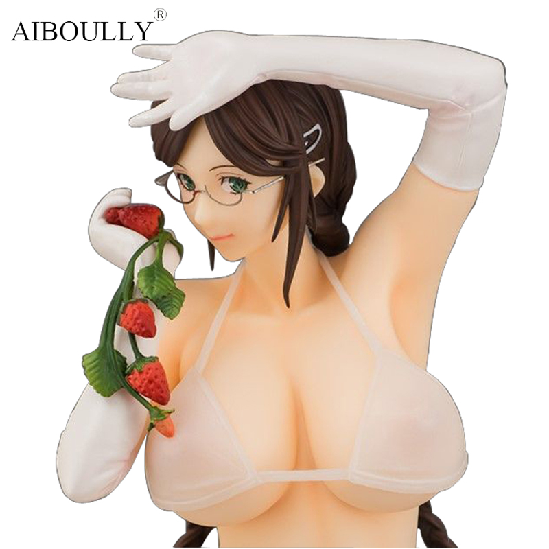 17cm Japanese Anime STARLESS love doll sexy Action Figure Girl Ver PVC Figure Lady Toy With Gift box