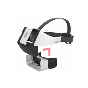 Image 3 - Nova fxt viper v2.0 5.8g diversidade hd fpv óculos com dvr embutido refrator para rc zangão quadcopter peça de reposição fpv accessoriess