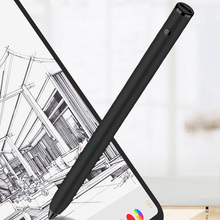 For Apple iPad Stylus Capacitive Touch Pencil High Sensitivity Stylus for iPhone Capacitive Pen Huawei Millet Tablet Pen aluminum alloy stylus pen w clip for iphone red