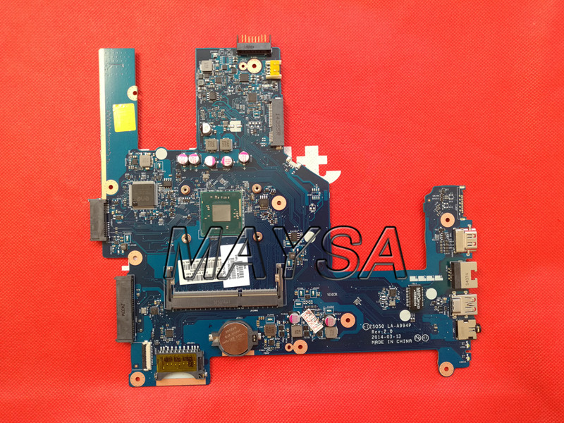 High Quality 759878-001 759878-501 Main Board Fit For HP 15-R Series motherboard ZS050 LA-A994P N3520 high quality 734084 501 734084 001 main board fit for hp probook 440 450 470 g1 series motherboard 100% working