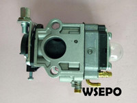 OEM Quality! Diaphragm Typ Carburetor for 1E40F 5 2 Stroke 43CC 1.25KW Air Cooled Gasoline Brush cutter/Trimmer Engine