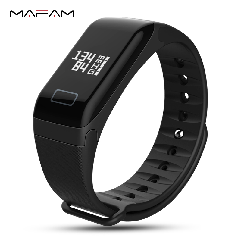MAFAM Heart Rate Smart Bracelet Fitness Tracker Sport Blood Pressure Oxygen Monitor Smart Wristband Band Call Alarm ReminderMAFAM Heart Rate Smart Bracelet Fitness Tracker Sport Blood Pressure Oxygen Monitor Smart Wristband Band Call Alarm Reminder