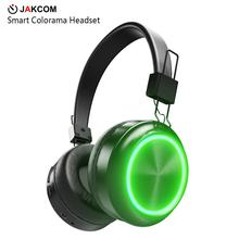 JAKCOM BH3 Smart Colorama Headset New Product of Headphones As colorful Breathing Light FM Radio Bluetooth TF card For Sport все цены