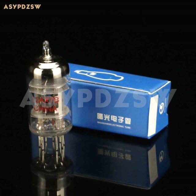 1 STUKS SHUGUANG Hoge frequentie en lage ruis 12AX7B Vacuüm buis Vervangen ECC83 12AX7 Elektronische buis