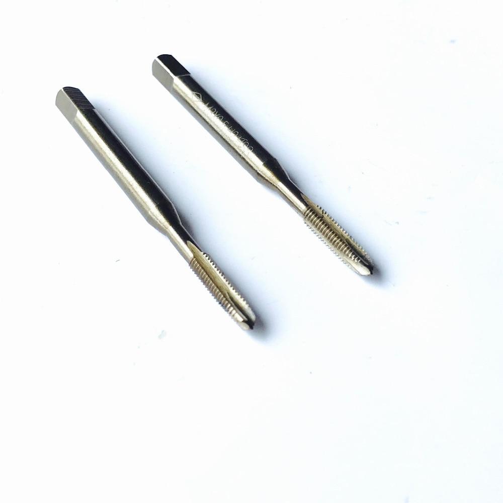 Tasuta saatmine 2PCS M2-M5mm HSS M35 Co5% CNC-ga lihvitud spiraalse - Käsitööriistad - Foto 2