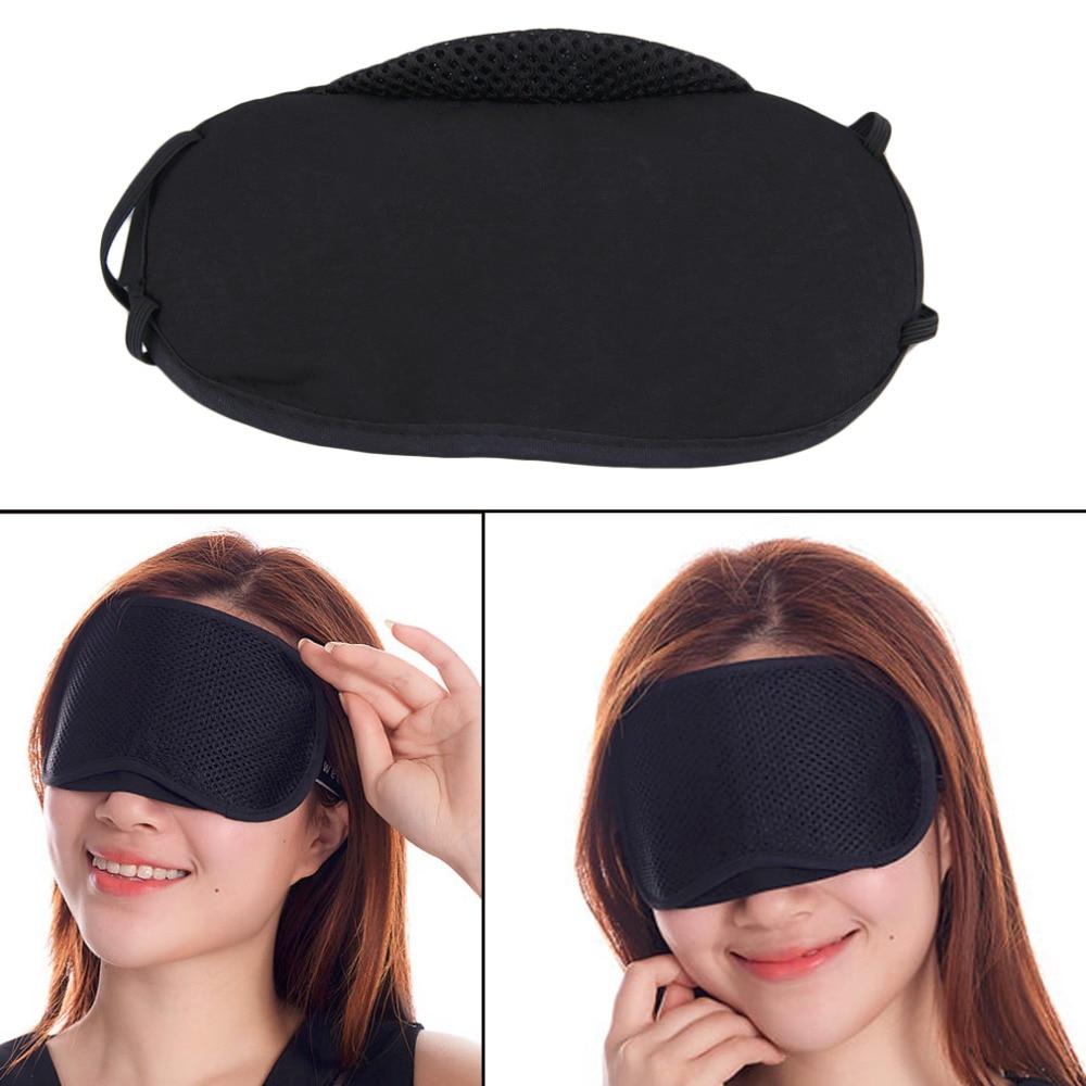 1 X Hard Caseck EYE MASK Sleep Blindfold Sleeping Eyemask Masks 100%  Hot Selling Best Selling