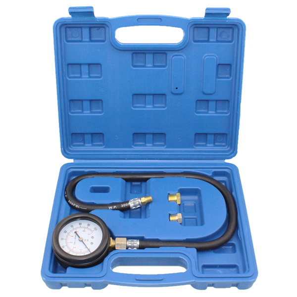 High Quality TU-12 Pressure Gauge For Engine Oil,fuel Pressure Gauge Set