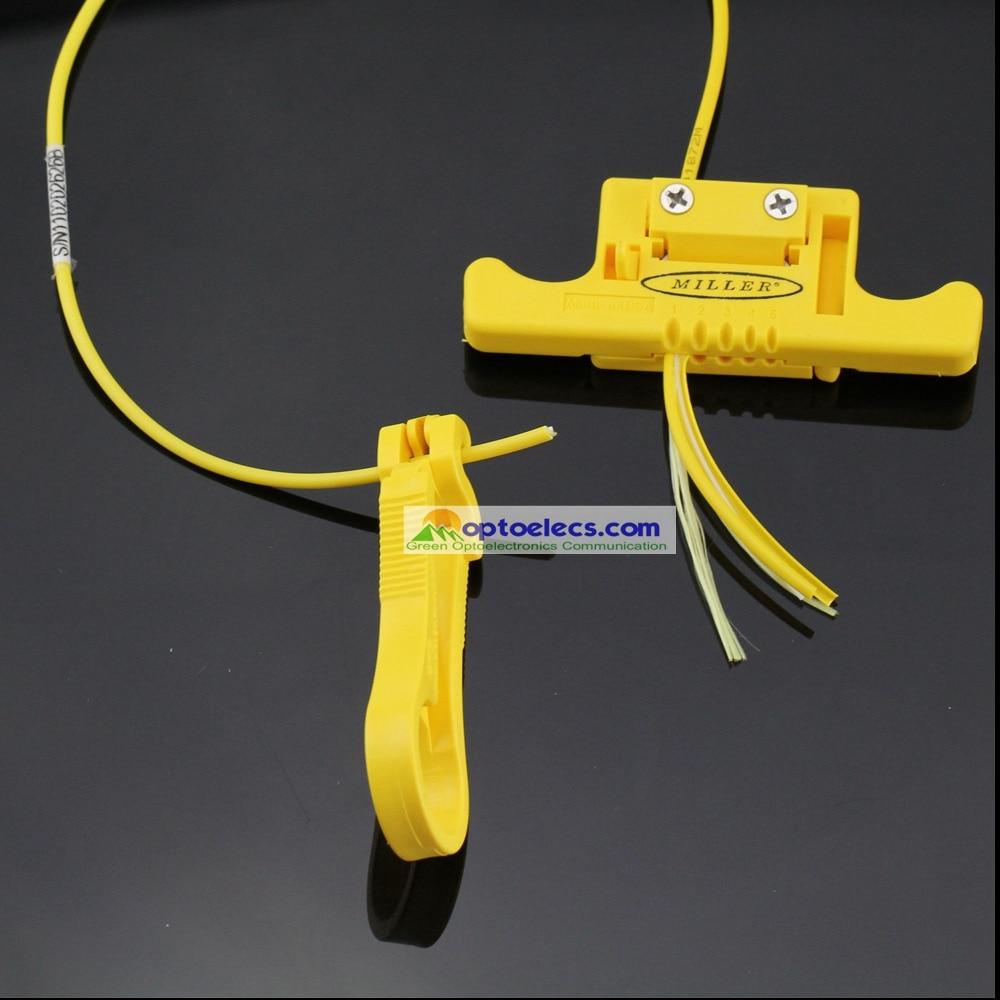 Free Shipping Ripley Miller MSAT-5/ MSAT 5 Loose Buffer Tube Stripper P/N 80930 Mid Span Access Tool 0.9mm To 3.0mm Fiber
