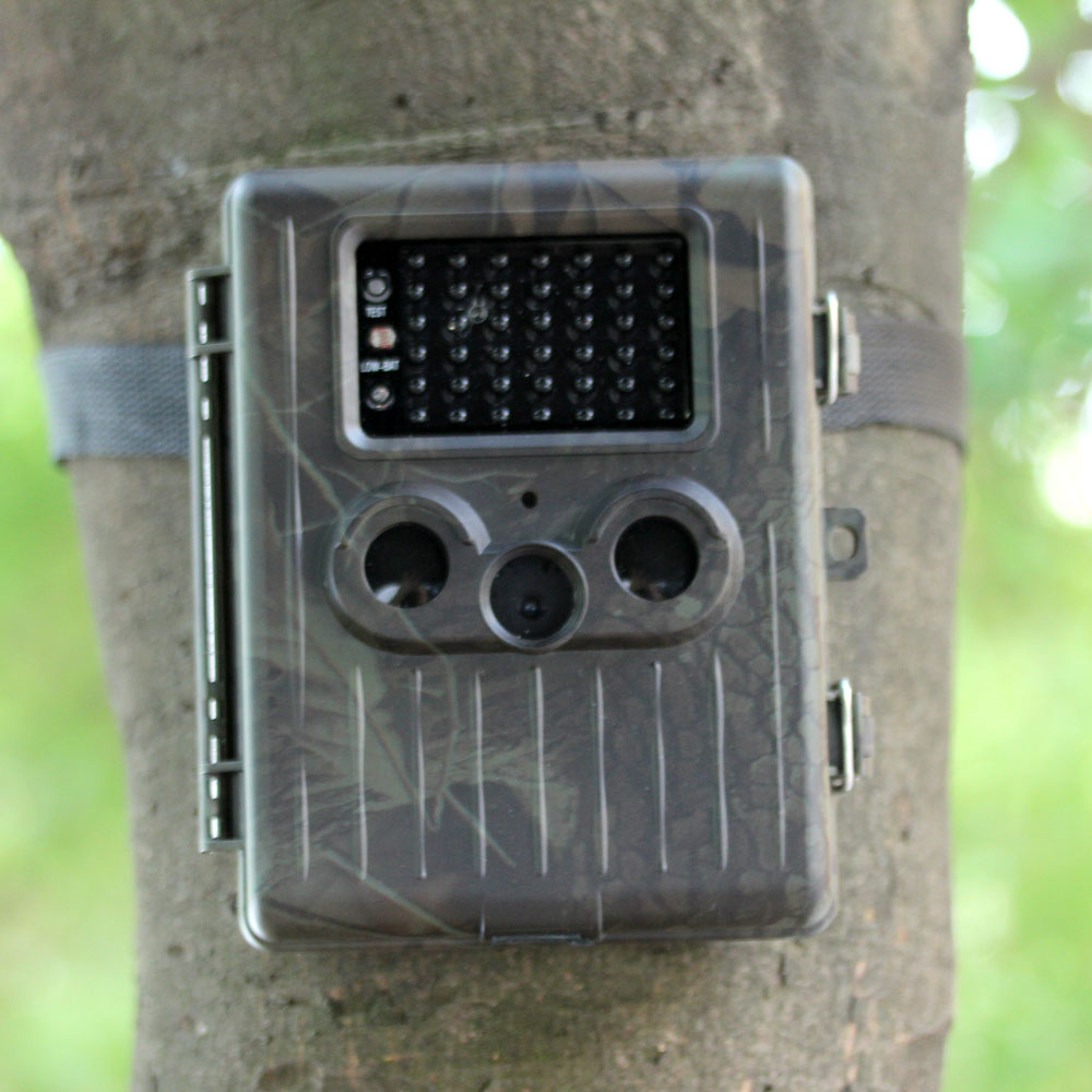 Automatical Rain proof Rechargeable Wildlife Hunting font b Camera b font HD Digital Infrared Scouting font