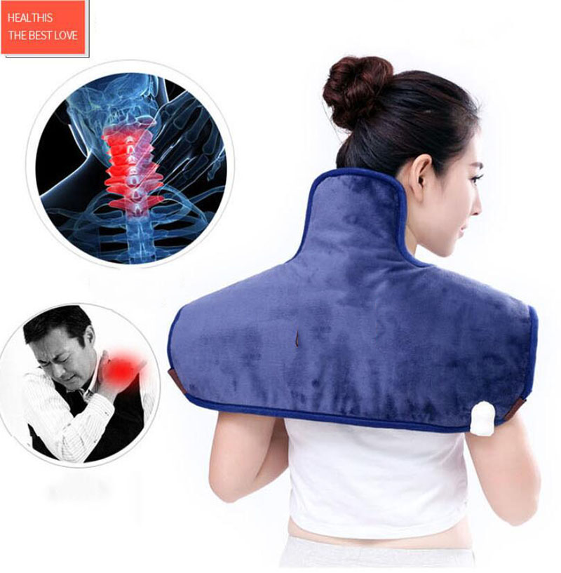 220V Hot packs the massage the electric heating sea salt moxibustion waist support ai salt bag shoulder physical therapy