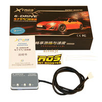 Potent Booster II 6 Drive Electronic Throttle Controller Ultra Thin TS 602 For Mitsubishi Outlander ASX