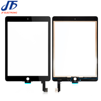 For IPad Air 2 For IPad 6 Touch Screen Digitizer Glass Without Home Button Front Touch