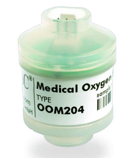 The Germany EnviteC medical oxygen sensor OOM204 O2 sensor OOM204 00M204 Thermometers oxygen battery