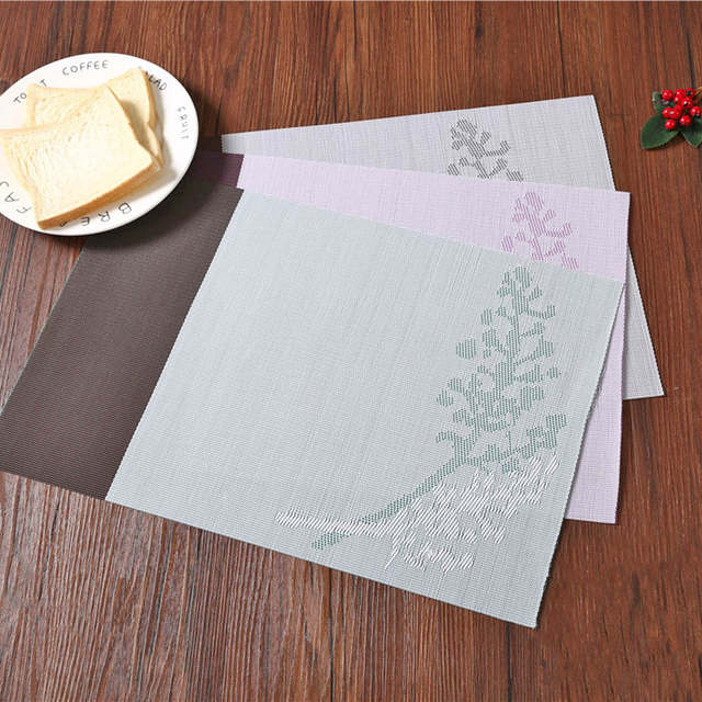 Branch Placemats Adiabatic Coasters