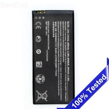 Для microsoft Lumia 950 батарея BV-T5E BVT5E BV T5E RM-1104 RM-110 RM-1106 МПЮП 3000 мА/ч, высокое качество